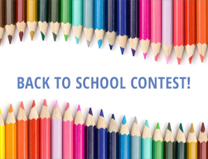 September Back to School Contest