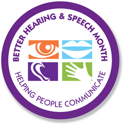 $50 OFF for Better Speech & Hearing Month!