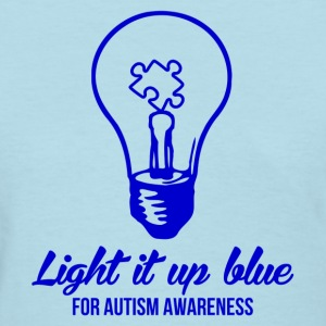 Light It Up Blue! Autism Awareness Month