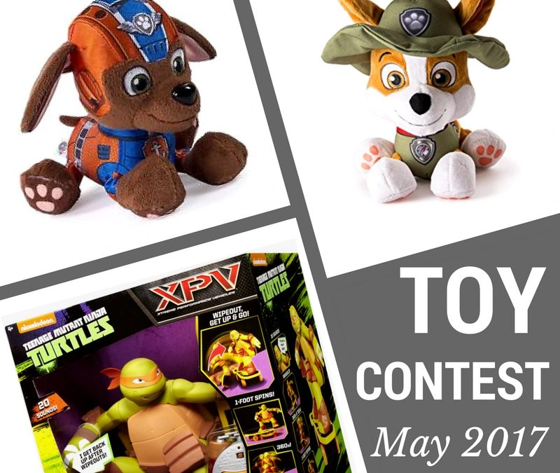 Toy Giveaway Contest
