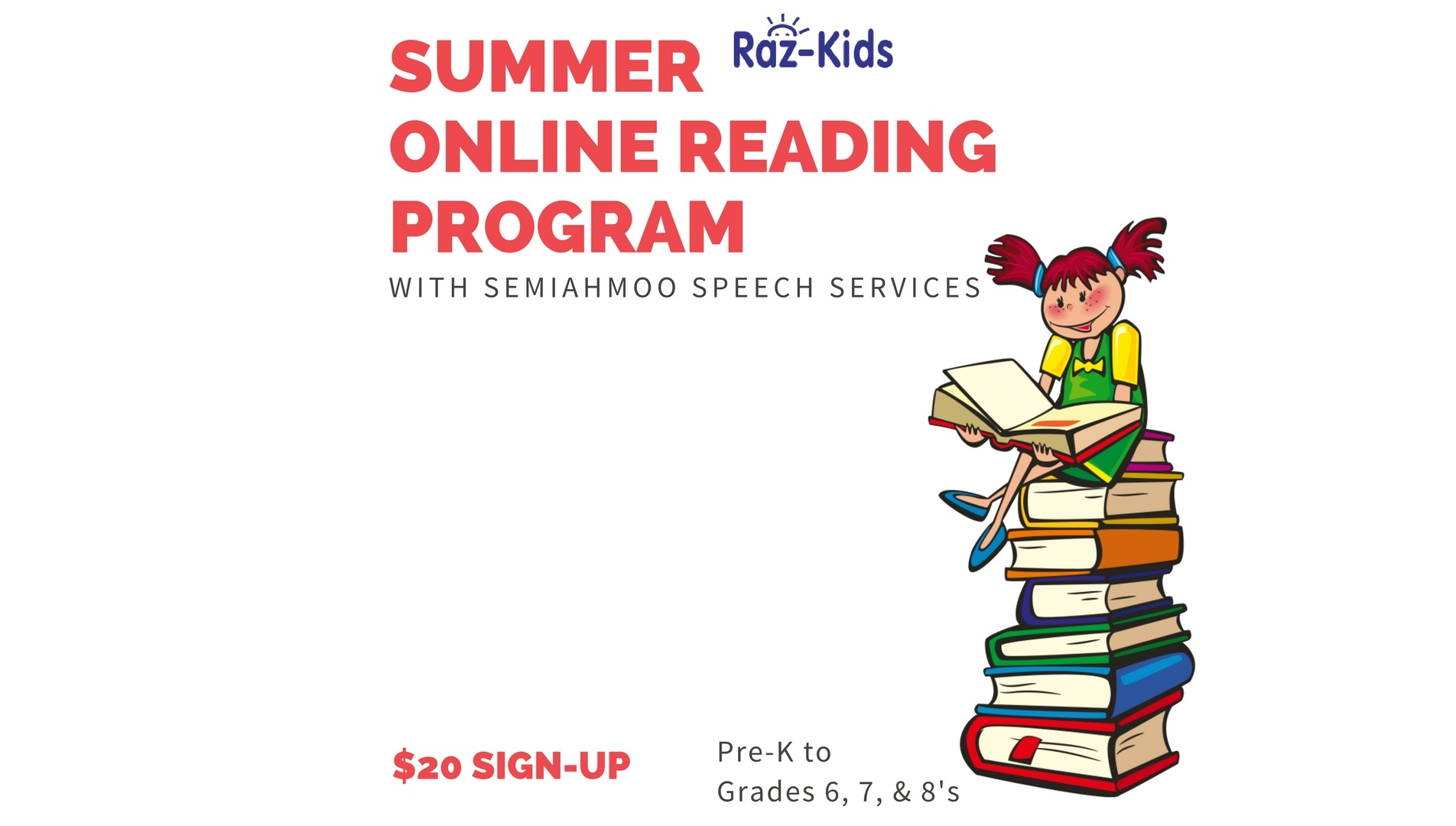 Worksheet Online Reading Program new summer online reading program semiahmoo speech services
